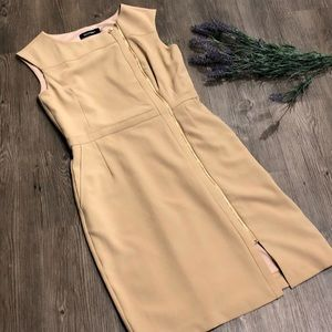 Career dress (beige/tan color)